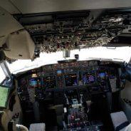 Boeing BBJ EFB
