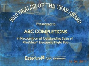 EFB Dealer of the Year