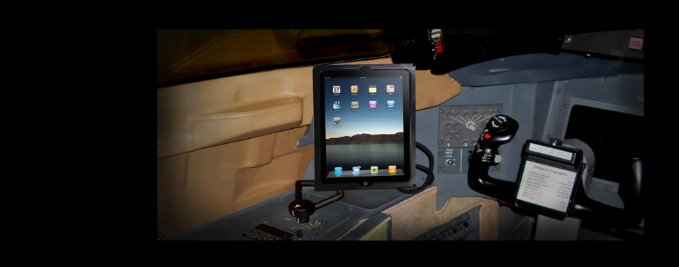 iPad Cockpit Mounting System Class ...