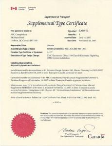 GX-CMA1100-EFB-Installation-TC-STC
